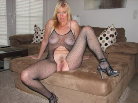 Une femme mature pour votre plaisir